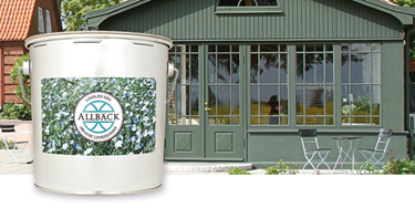Allback Linseed Oil Paint Products