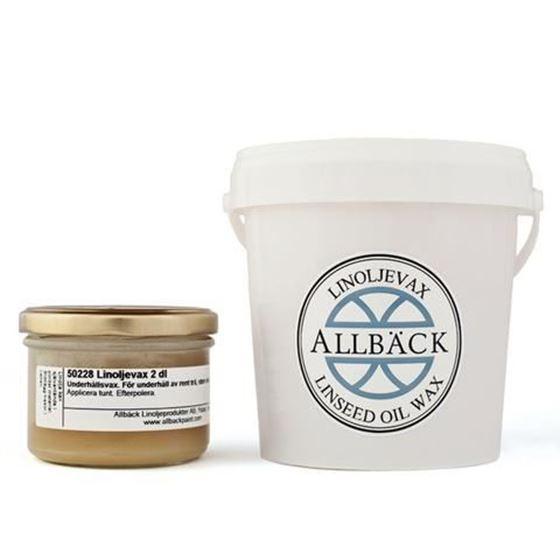 Allback Linseed Oil Wax