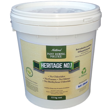 Lead Away Lead Paint Remover (Heritage Number 1)