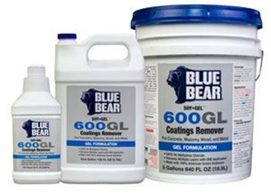 Soy Gel Soy Based Paint Remover
