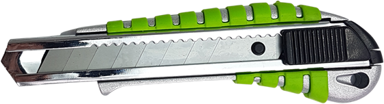 Picture of iQuip Metal Alloy Snap Blade Knife 18mm wide