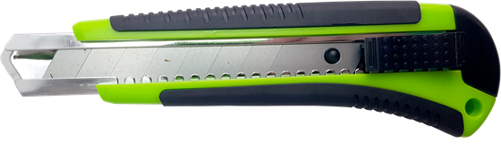 Picture of iQuip Snap Blade Knife Heavy Duty 18mm wide
